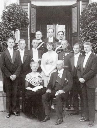 Familjen Wersäll orig 1918 komp