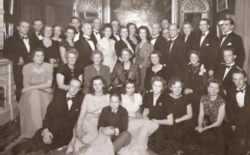Första släktmötet 1948